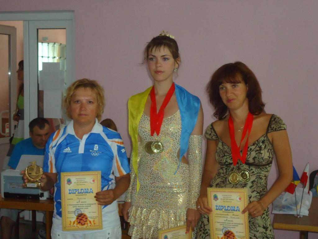 Победители командного чемпионата мира по шашкам среди женщин, Евпатория 2012